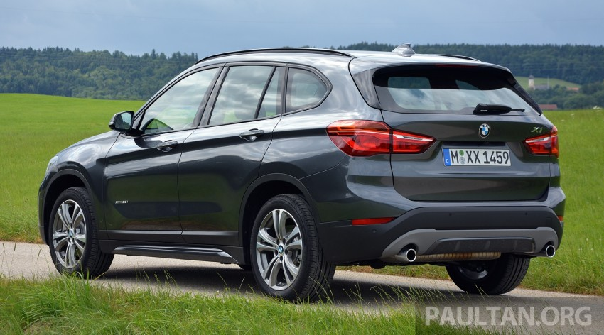 DRIVEN: 2016 F48 BMW X1 – the one to rule them all? Image #359365