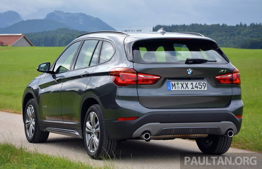 DRIVEN: 2016 F48 BMW X1 – the one to rule them all? Image #359367
