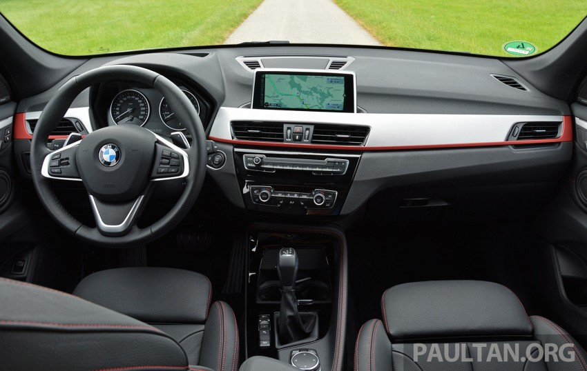 DRIVEN: 2016 F48 BMW X1 – the one to rule them all? Image #359369