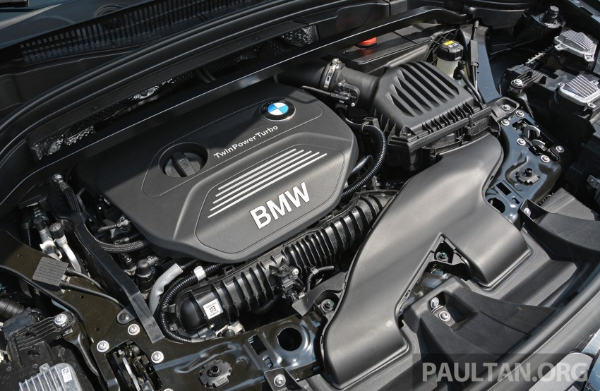 DRIVEN: 2016 F48 BMW X1 – the one to rule them all? Image #359377