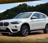 F48 BMW X1 Review 57