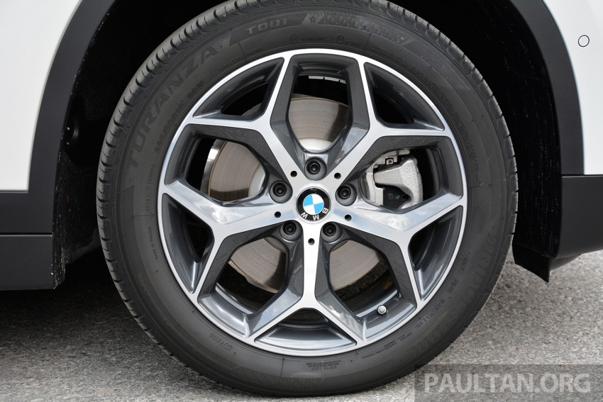 DRIVEN: 2016 F48 BMW X1 – the one to rule them all? Image #359334