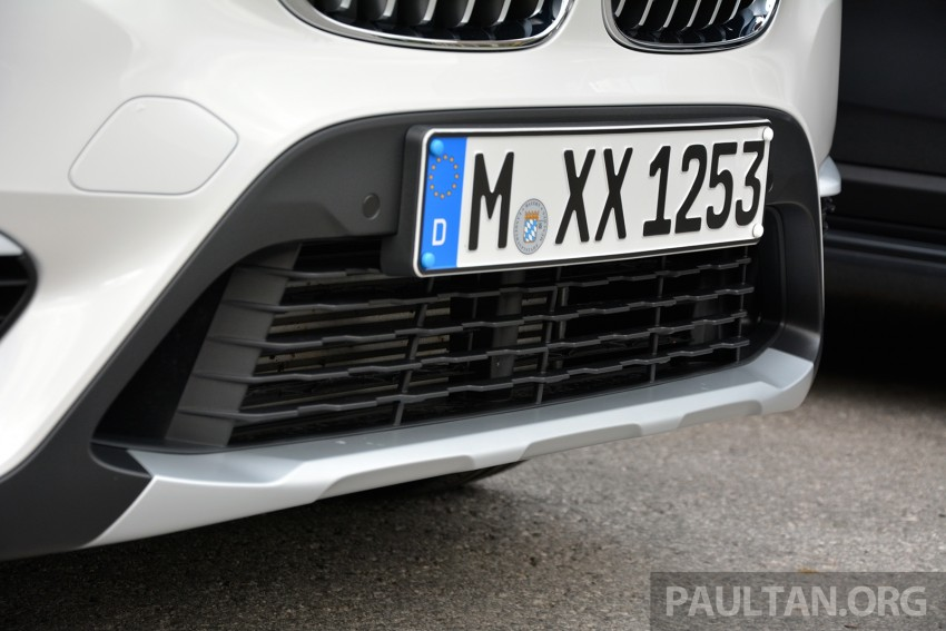 DRIVEN: 2016 F48 BMW X1 – the one to rule them all? Image #359336