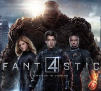 Fantastic Four Driven Movie Night