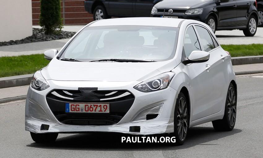 SPIED: Hardcore Hyundai i30 N to top 300 hp? Image #358148