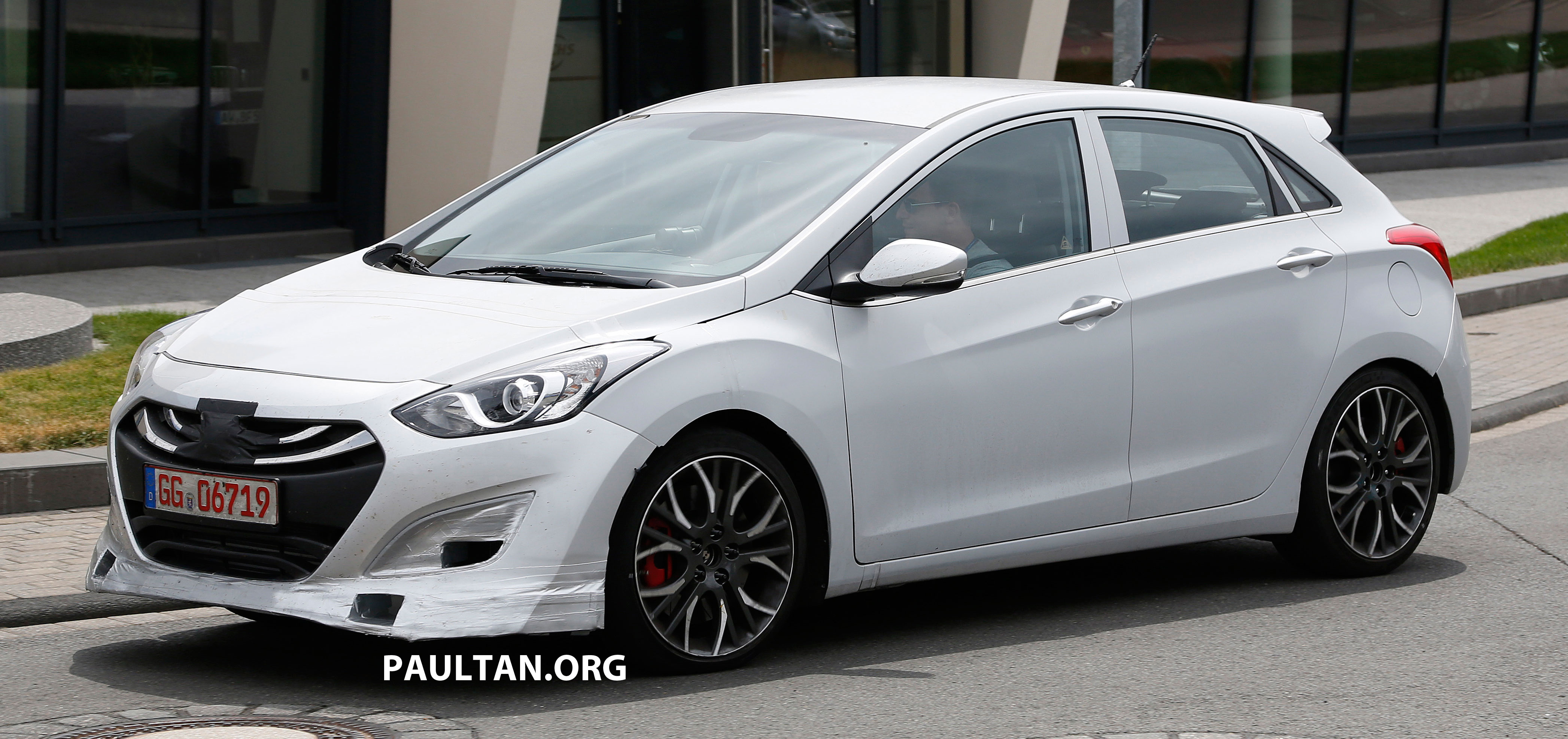 Hyundai I30n >> SPIED: Hardcore Hyundai i30 N to top 300 hp? Paul Tan - Image 358150
