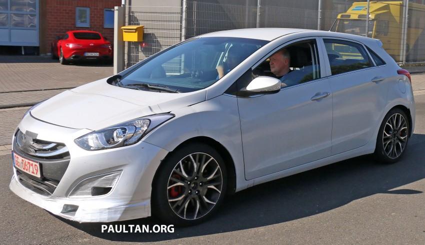 SPIED: Hardcore Hyundai i30 N to top 300 hp? Image #358158