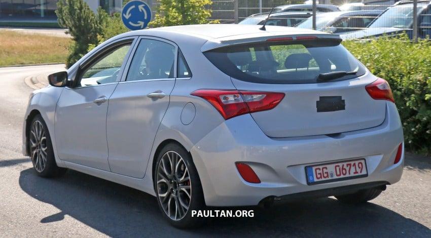 SPIED: Hardcore Hyundai i30 N to top 300 hp? Image #358161