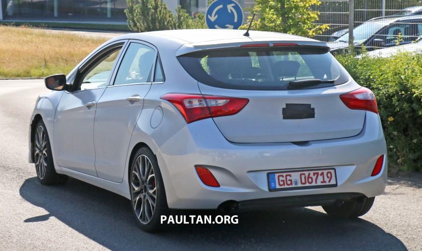 SPIED: Hardcore Hyundai i30 N to top 300 hp? Image #358162