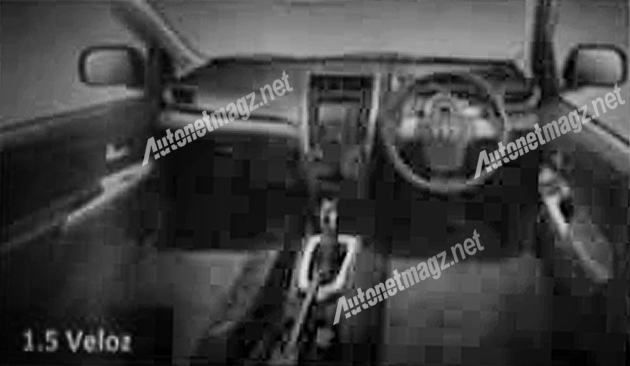 Toyota Avanza facelift: new interior, exterior pix leaked Image #360974