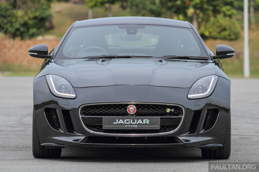 GALLERY: Jaguar F-Type R – it's really good to be bad Image #359658