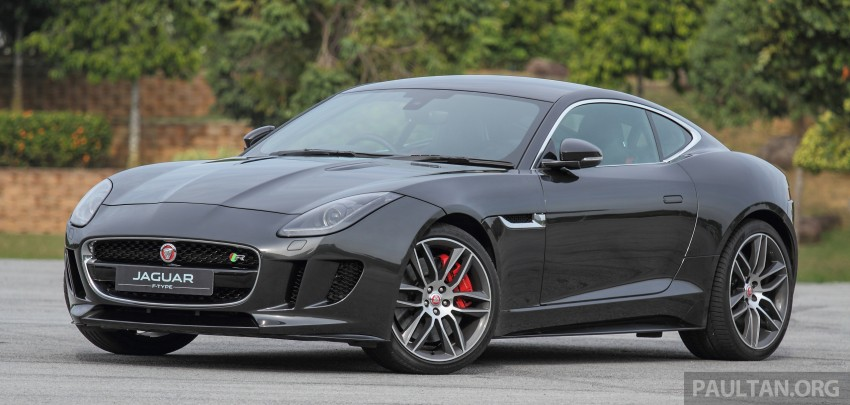 GALLERY: Jaguar F-Type R – it's really good to be bad Image #359659