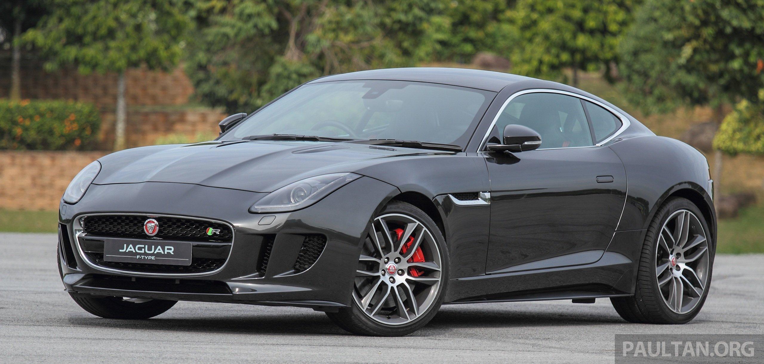 2018 Jaguar F Type >> GALLERY: Jaguar F-Type R – it's really good to be bad Paul Tan - Image 359659