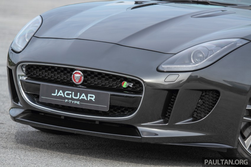 GALLERY: Jaguar F-Type R – it's really good to be bad Image #359660
