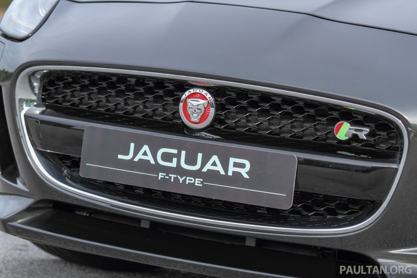 GALLERY: Jaguar F-Type R – it's really good to be bad Image #359665