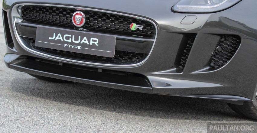 GALLERY: Jaguar F-Type R – it's really good to be bad Image #359666
