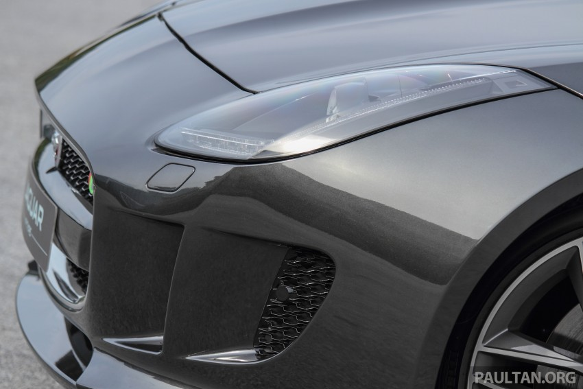 GALLERY: Jaguar F-Type R – it's really good to be bad Image #359667