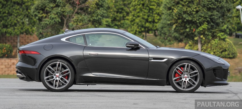 GALLERY: Jaguar F-Type R – it's really good to be bad Image #359671