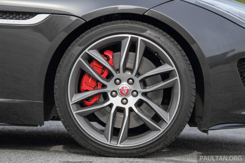 GALLERY: Jaguar F-Type R – it's really good to be bad Image #359672
