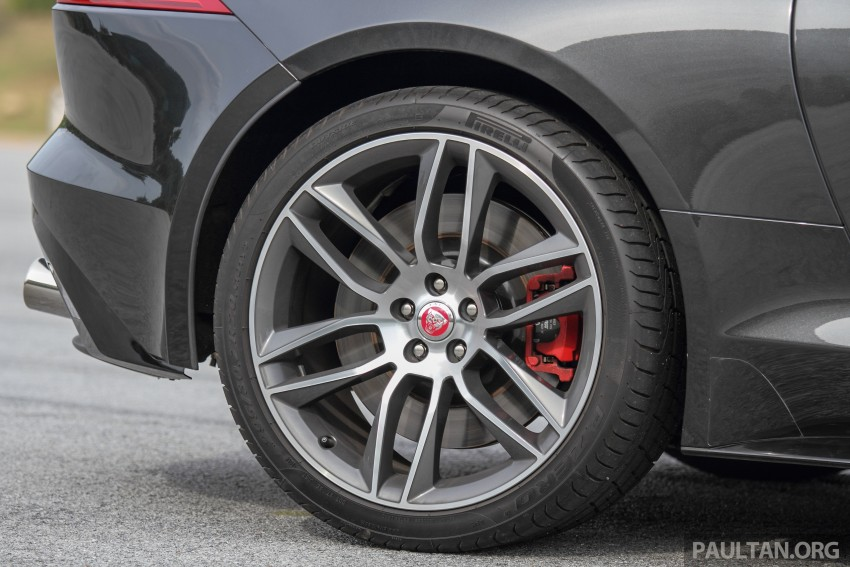 GALLERY: Jaguar F-Type R – it's really good to be bad Image #359681