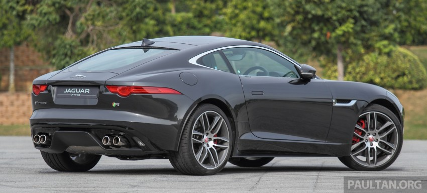 GALLERY: Jaguar F-Type R – it's really good to be bad Image #359683