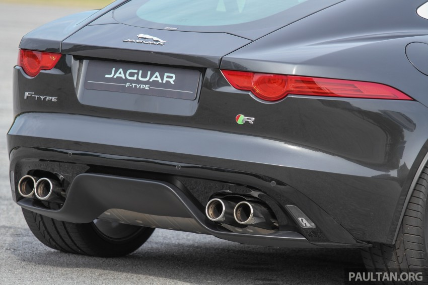 GALLERY: Jaguar F-Type R – it's really good to be bad Image #359684