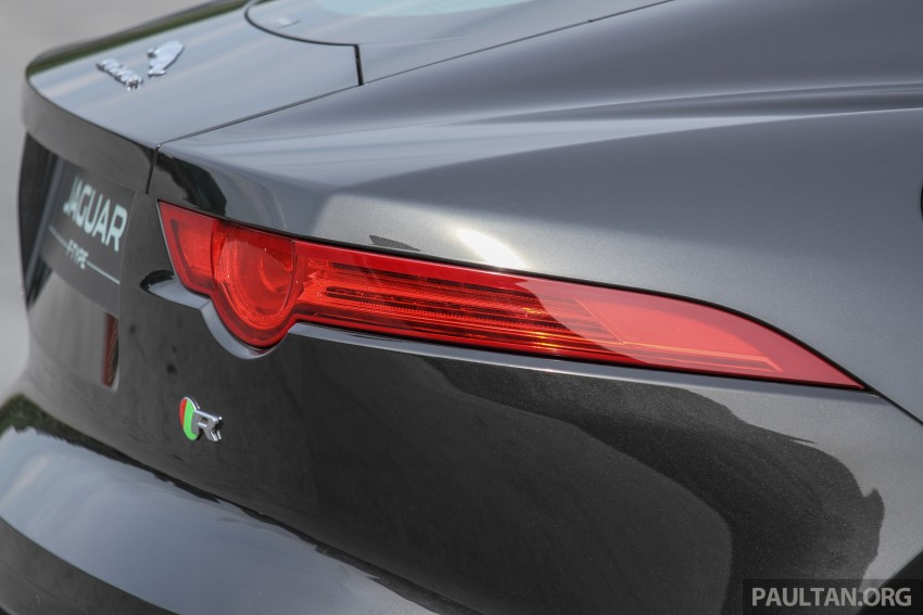 GALLERY: Jaguar F-Type R – it's really good to be bad Image #359688
