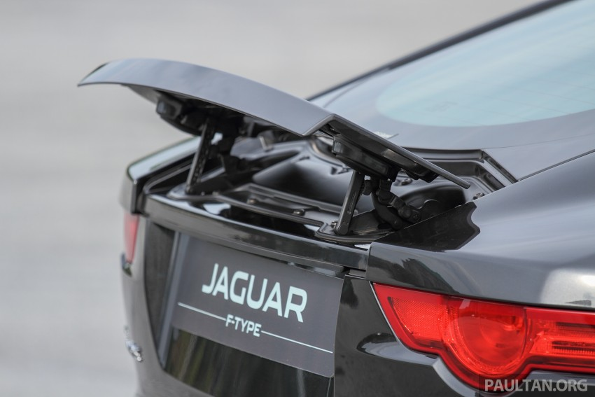GALLERY: Jaguar F-Type R – it's really good to be bad Image #359690