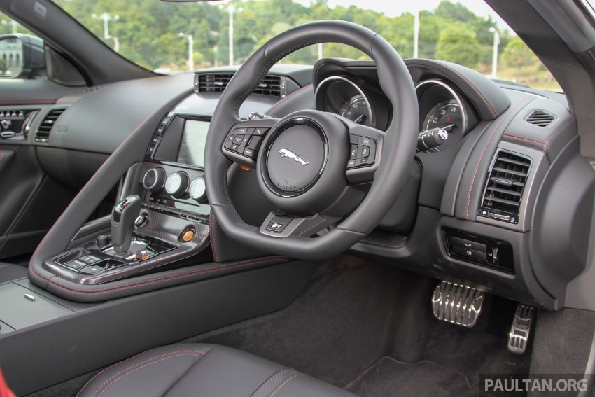 GALLERY: Jaguar F-Type R – it's really good to be bad Image #359714