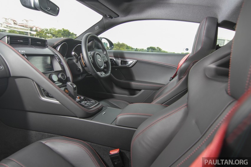 GALLERY: Jaguar F-Type R – it's really good to be bad Image #359724
