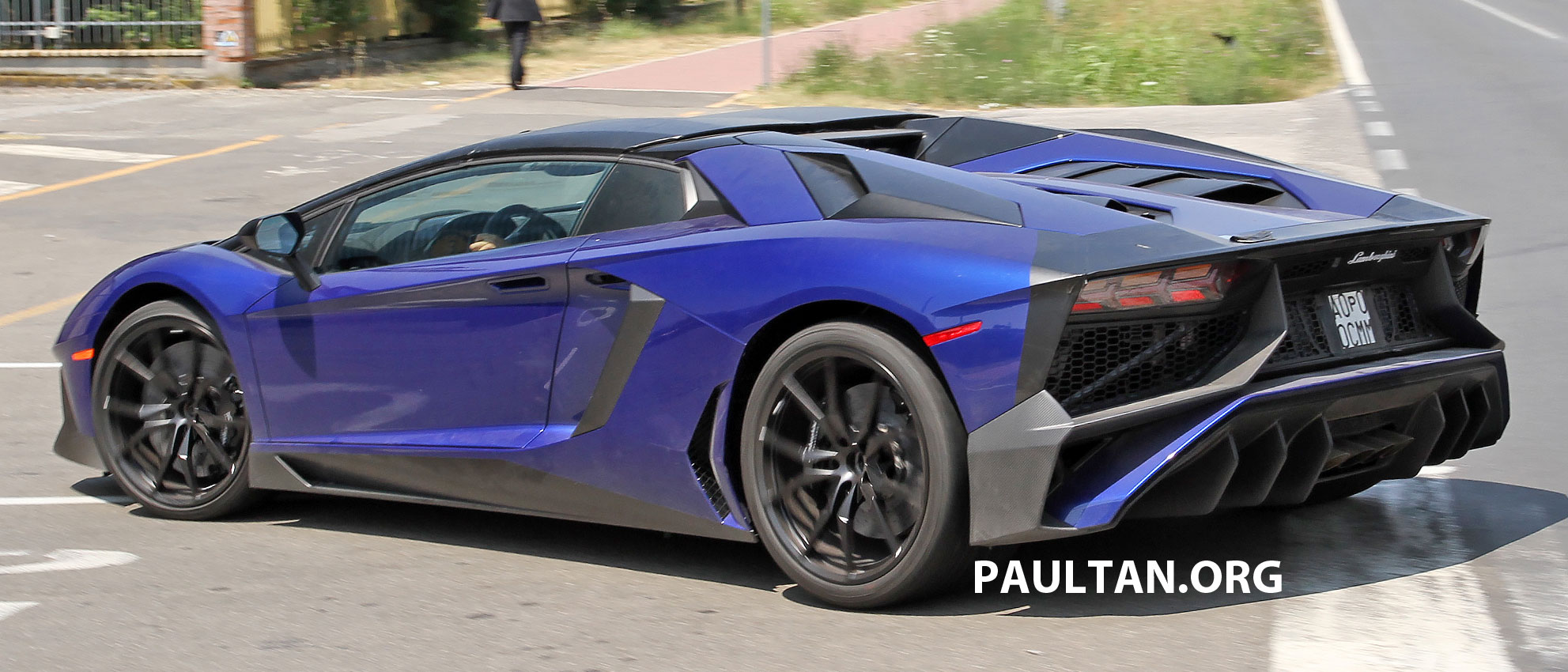 Spied Lamborghini Aventador Lp750 4 Sv Roadster Captured HD Wallpapers Download free images and photos [musssic.tk]