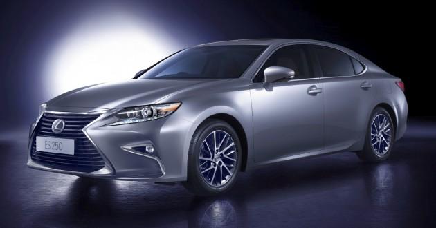 Lexus ES Luxury 1