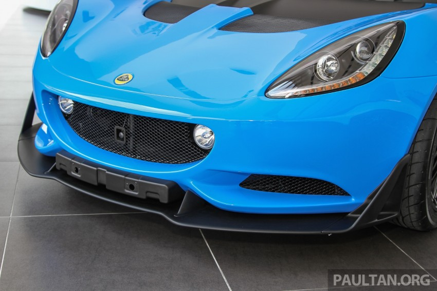 GALLERY: Lotus Exige S with GB livery, Elise 220 Cup Image #363039