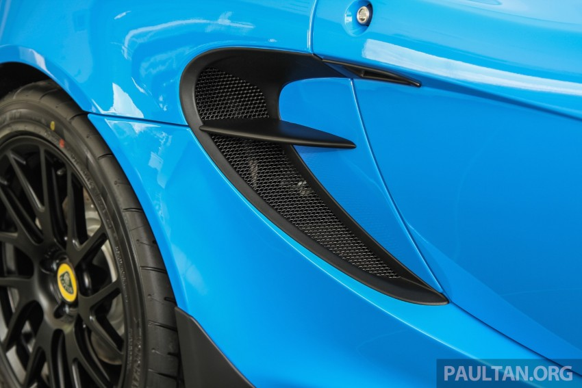 GALLERY: Lotus Exige S with GB livery, Elise 220 Cup Image #363041