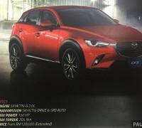 Mazda CX-3 MY newsletter 1