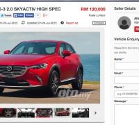 Mazda CX-3 lead pic