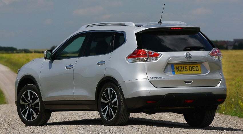 Nissan X-Trail gets new 1.6 turbo engine in the UK Image #359510