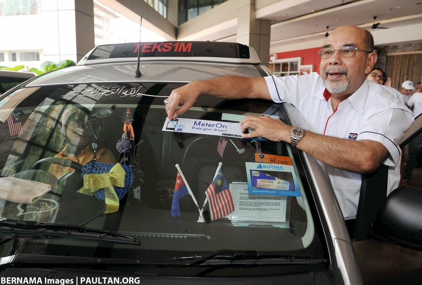 Taxi drivers need to improve services, reverse perception instead of just blaming Uber – SPAD boss Image #359943