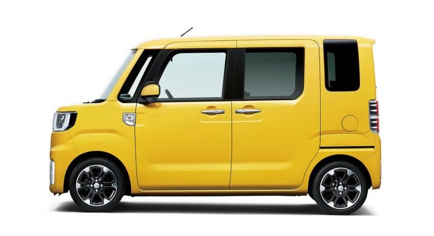 Toyota Pixis Mega – <em>kei</em> car with class-leading height Image #356359