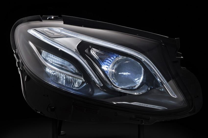 W213 Mercedes-Benz E-Class tech revealed – Remote Parking Pilot, NFC keyless entry, next-gen safety Image #357444