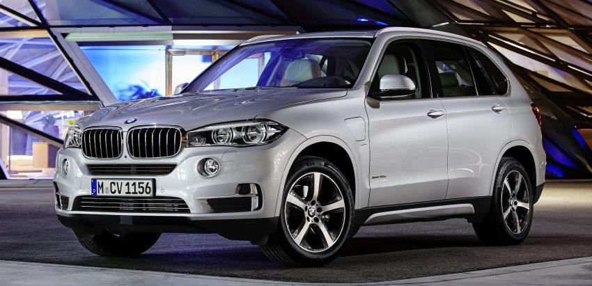 DRIVEN: BMW X5 xDrive40e plug-in hybrid in Munich Image #440440