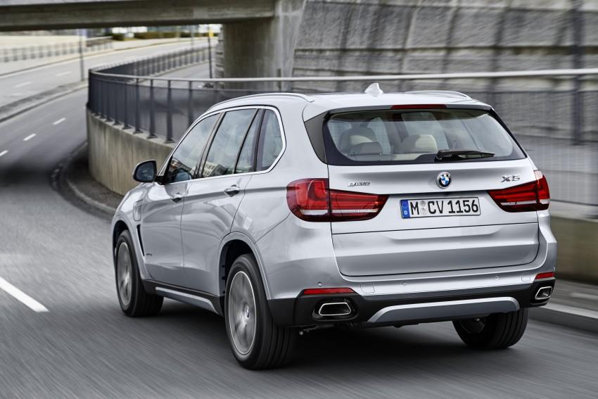 DRIVEN: BMW X5 xDrive40e plug-in hybrid in Munich Image #440449