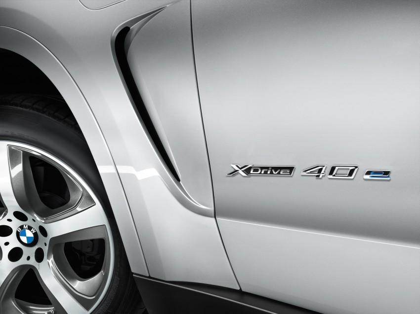 DRIVEN: BMW X5 xDrive40e plug-in hybrid in Munich Image #440431
