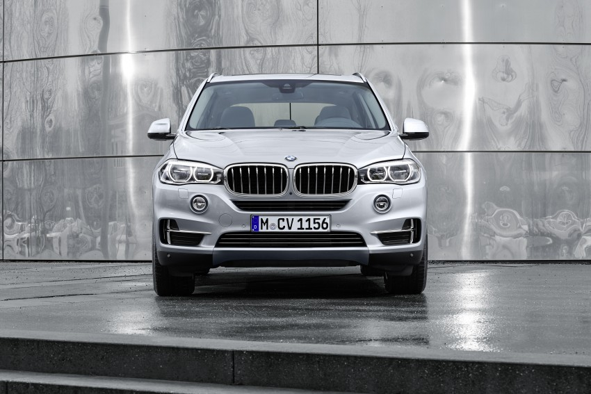 DRIVEN: BMW X5 xDrive40e plug-in hybrid in Munich Image #440460