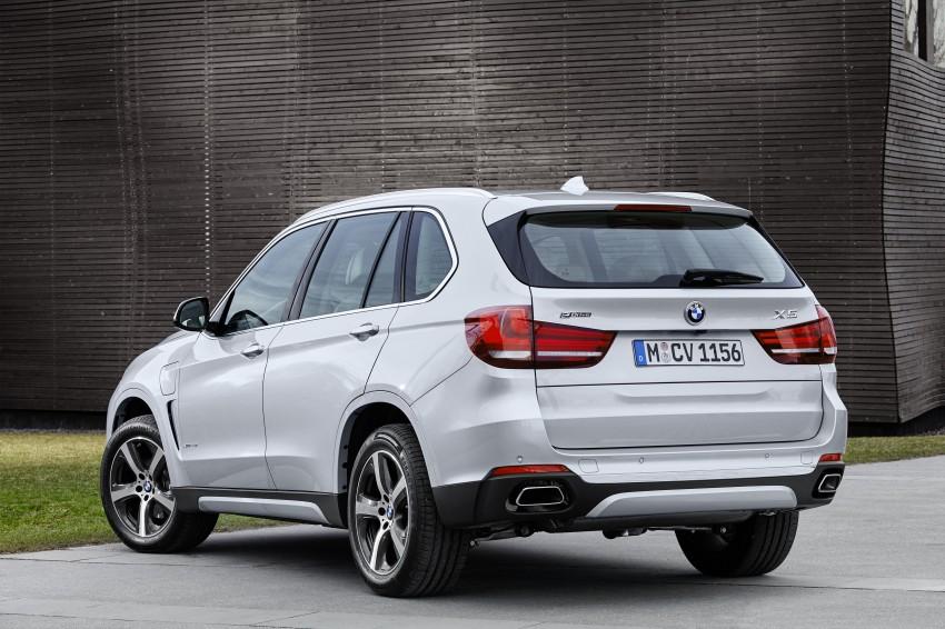 DRIVEN: BMW X5 xDrive40e plug-in hybrid in Munich Image #440462