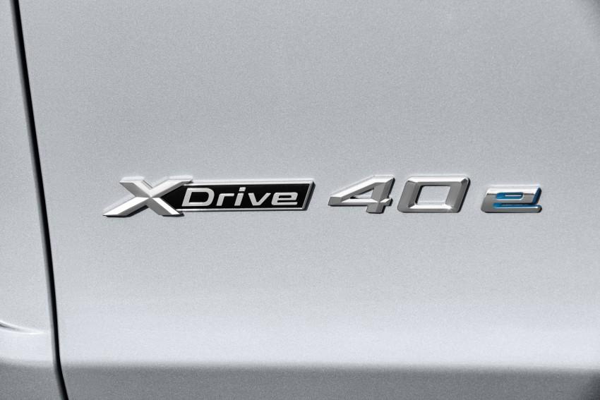 DRIVEN: BMW X5 xDrive40e plug-in hybrid in Munich Image #440473