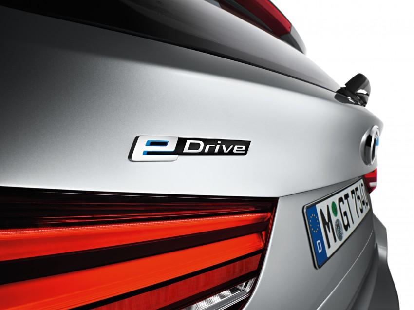 DRIVEN: BMW X5 xDrive40e plug-in hybrid in Munich Image #440433