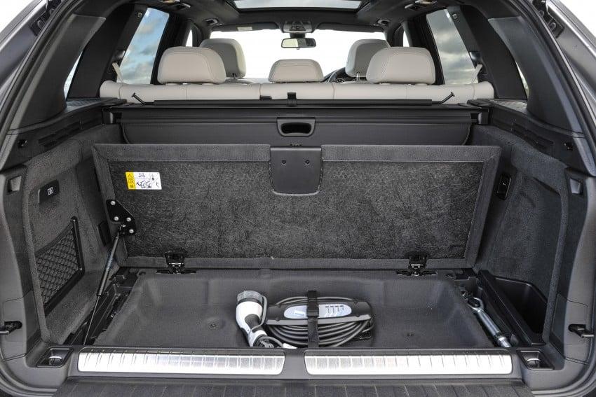 DRIVEN: BMW X5 xDrive40e plug-in hybrid in Munich Image #440478