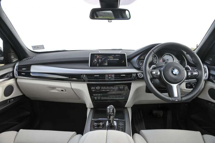 DRIVEN: BMW X5 xDrive40e plug-in hybrid in Munich Image #440481