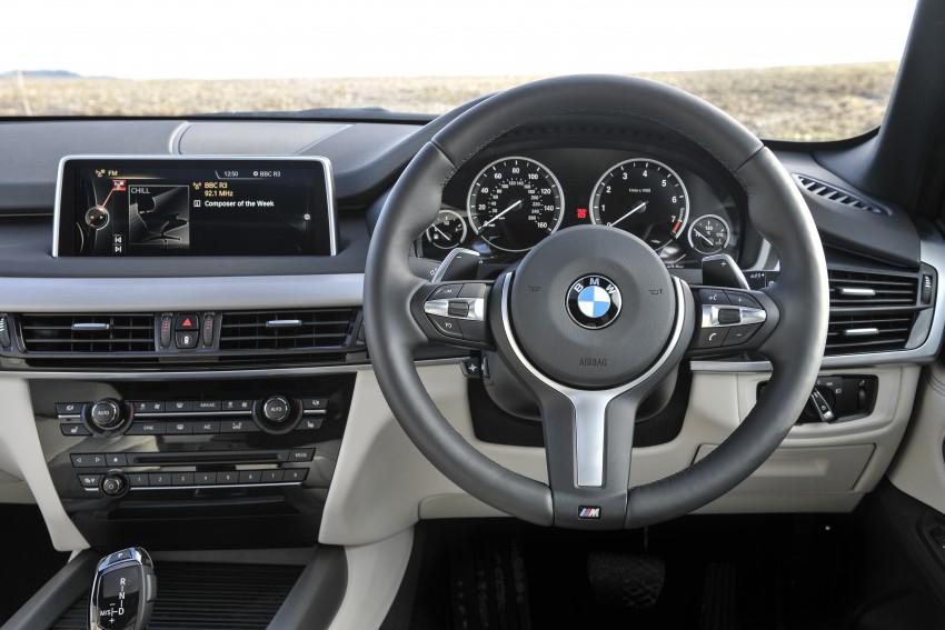 DRIVEN: BMW X5 xDrive40e plug-in hybrid in Munich Image #440483